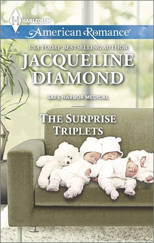 The Surprise Triplets (Safe Harbor Medical #14)