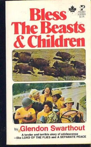 an analysis of the book bless the beast and the children by glendon swarthout Book report summary of, bless the beast and children by: i enjoyed reading bless the beast and children by glendon swarthout the story takes place in presscot, arizona, where six boys were sent to a camp to make them into men.