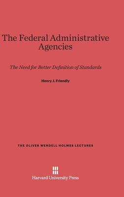 The Federal Administrative Agencies