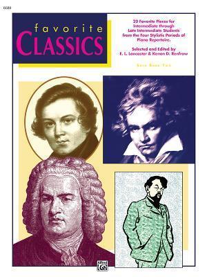 Favorite Classics, Bk 2: Solo