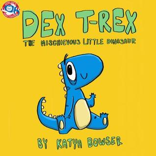 Dex T-Rex: The Mischievous Little Dinosaur
