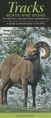 Tracks, Scats & Signs of Rocky Mountain Mammals: A Guide to Identification in the Wild