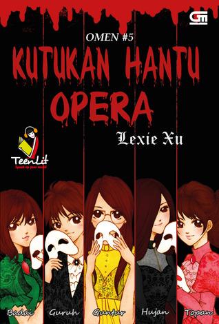 Kutukan Hantu Opera