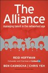 Book cover for The Alliance: Managing Talent in the Networked Age