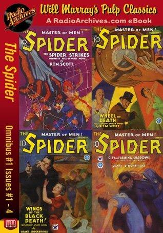 The Spider Omnibus #1
