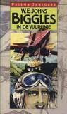Biggles in de vuurlinie by W.E. Johns