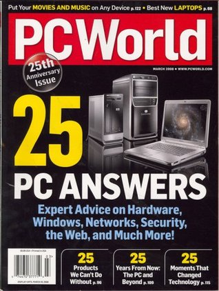 PC World, March 2008 Issue