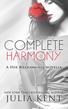 Complete Harmony by Julia Kent