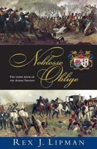 Noblesse Oblige: The third book of The Anjou Trilogy