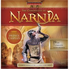 The Chronicles of Narnia: Innovative Audio Entertainment with Complete Cast, Cinema Quality Sound, and Original Music (19 CDs, 7 Complete Audio Dramas) (Focus on the Family Radio Theatre)