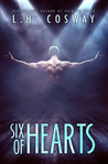 Six of Hearts by L.H. Cosway