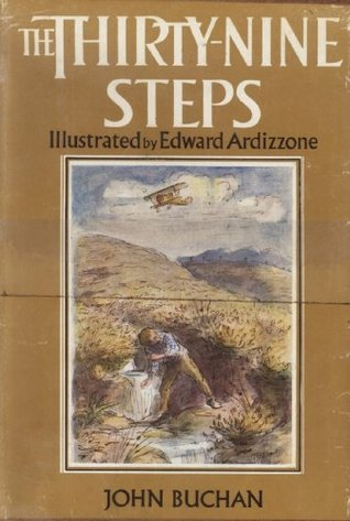 The Thirty-Nine Steps (Dent's Children's Illustrated Classics, Vol. 64)