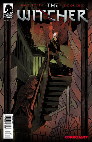 The Witcher: House of Glass #3