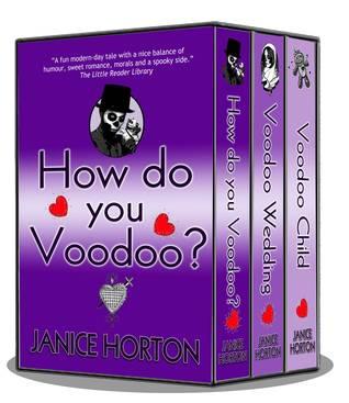 Voodoo Romance Boxed Set
