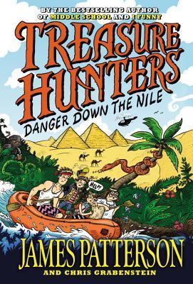 Danger Down The Nile (Treasure Hunters, #2)
