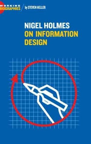 Nigel Holmes: On Information Design