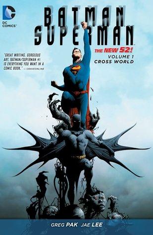 Ebook Batman/Superman, Volume 1: Cross World by Greg Pak PDF!