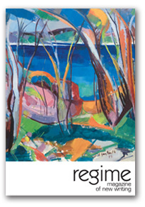 Regime 03 Magazine of New Writing