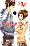 Say I Love You, Vol. 1 by Kanae Hazuki
