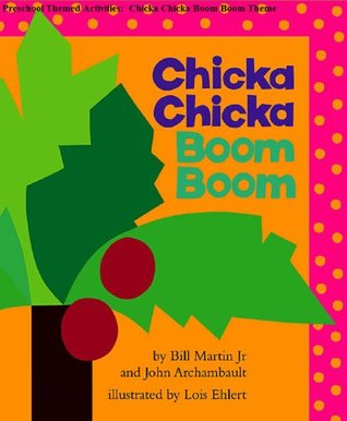 Preschool Themed Activities: Chicka Chicka Boom Boom Theme