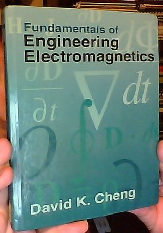 Fundamentals Of Engineering Electromagnetics David K Cheng Pdf