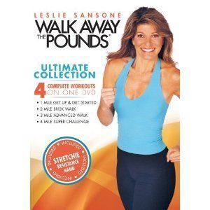 Leslie Sansone: Walk Away the Pounds Ultimate Collection (2009) Leslie Sansone (Actor), N (Director), a (Director) | Rated: Nr | Format: DVD