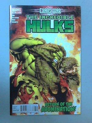 Incredible Hulks #618