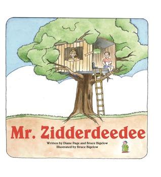 Mr. Zidderdeedee by Diane Page