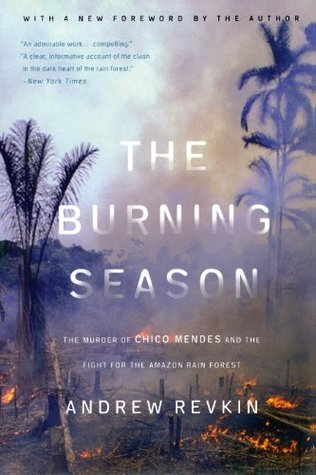 burning season the chico mendes' story Rio de janeiro — minutes before the glitzy premiere here of hbo's film the burning season, the story of murdered brazilian rubber tapper chico mendes, andrew revkin said that he had one wish.