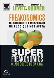 Freakonomics + Superfreakonomics