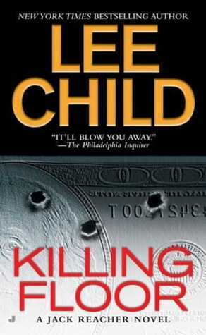 a summary of the killing floor a book by lee child