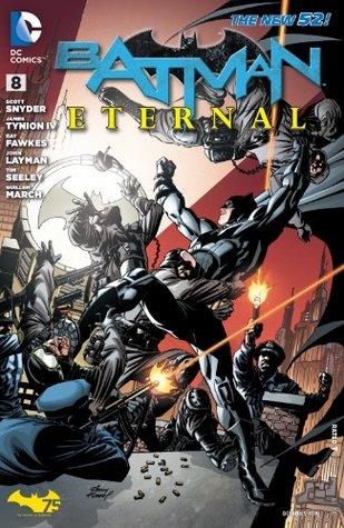 Batman Eternal #8