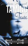 Taming the Tease (Stronghold Doms, #2)