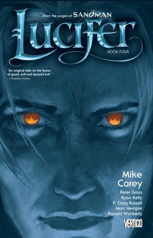 Lucifer, Book Four (Lucifer, #4)