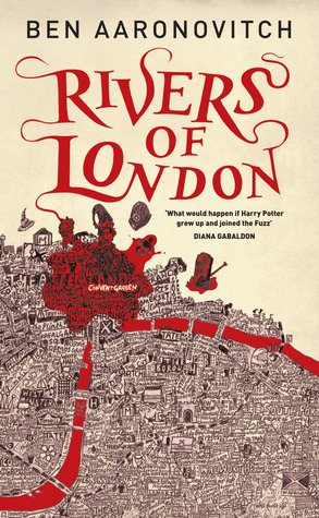 Ben Aaronovitch: Rivers of London Series