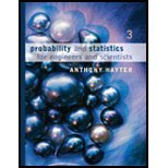 Probability and Statistics for Engineers and Scientists - Textbook Only