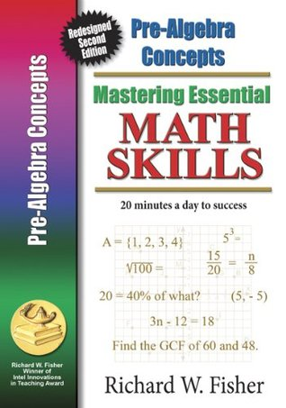 Mastering Essential Math Skills Pre-Algebra Concepts Redesigned Library Version