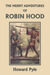 The Merry Adventures of Robin Hood (Yesterday's Classics) by Howard Pyle