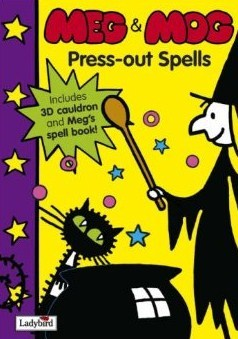 Meg And Mog Press Out Spells