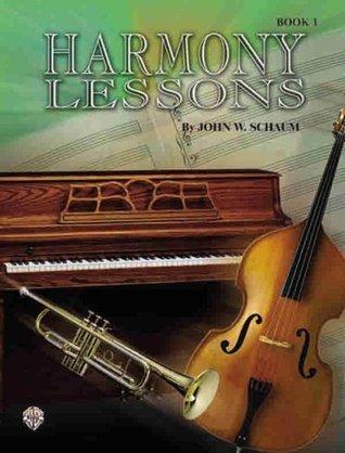 Harmony Lessons, Bk 1: Note Speller 3: 0 by John W. Schaum