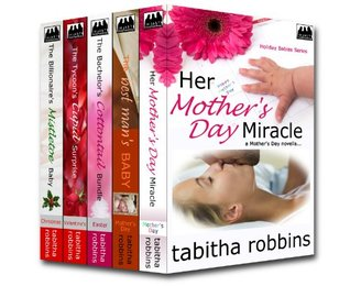 Holiday Baby Series Books 1-5 Boxed Set (Holiday Babies Series)