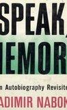 Speak Memory by Vladimir Nabokov