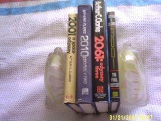 2001 A SPACE ODYSSEY/2010 ODYSSEY TWO/2061 ODYSSEY THREE/3001 THE FINAL ODYSSEY (SPACE ODYSSEY BOOK SERIES, 1-2-3-4-)