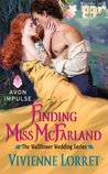 Finding Miss McFarland by Vivienne Lorret