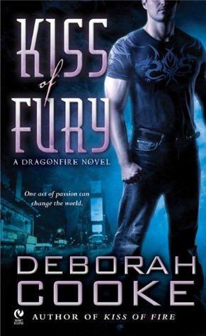 Kiss of Fury by Deborah Cooke