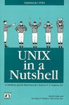 UNIX in a Nutshell: A Desktop Quick Reference for System V Release 4 and Solaris 2.0