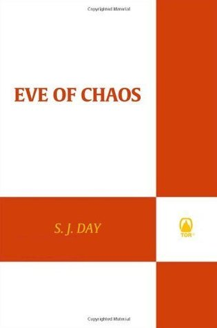 Eve of Chaos (Marked #3)