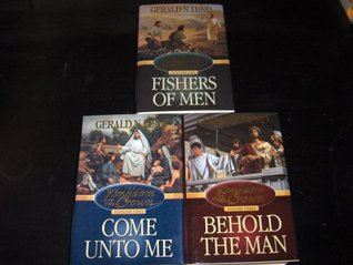 The Kingdom and the Crown Trilogy: Set Vols. 1-3 - Fishers of Men/Come Unto Me/Behold the Man
