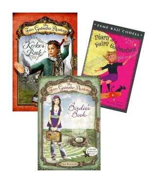 Fantasy Pack for Kids (3) : The Fairy Godmother Academy (Book 1&2): Birdie's Book, Kerka's Book ; Diary of a Fairy Godmother (Children Book Sets)