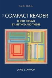 The Compact Reader 8th (eighth) edition Text Only